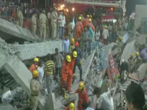 Death toll jumps to seven in Dharwad building collapse, rescue operations still on