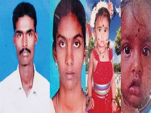 Self immolation in Tirunelveli