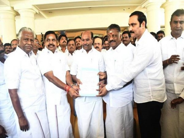Lok Sabha elections 2019: PMK joins AIADMK-BJP alliance, gets 7 constituencies and 1 RS seat