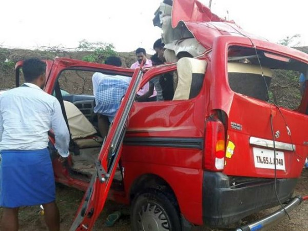 Three youths crushed to death in accident near Ramanathapuram