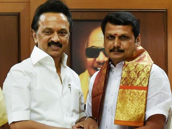 Former Tamil Nadu Transport Minister Senthil Balaji quits AMMK