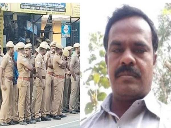 Murder of PMK man near Kumbakonam sparks tension