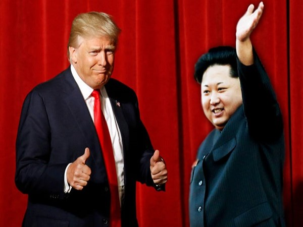 Trump surrender to Kim Jong Un