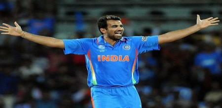 Zaheer Khan was married actress
