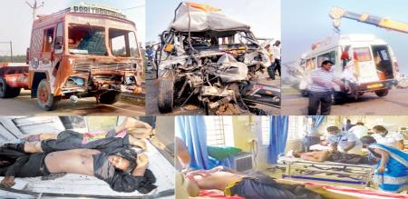 10 Ayyappa devotees die in accident