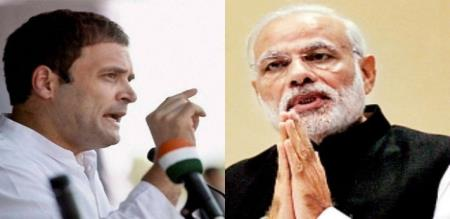 first-indian-pm-who-takes-spontaneous-questions-with-pre-scripted-answers-rahul-gandhi-takes-a-dig-at-prime-minister-narendra-modi-