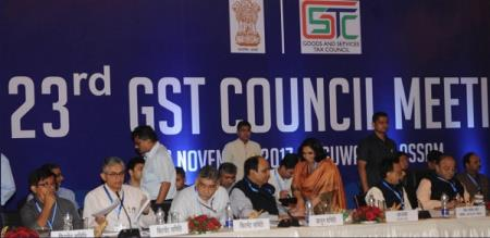 GST council reduces tax
