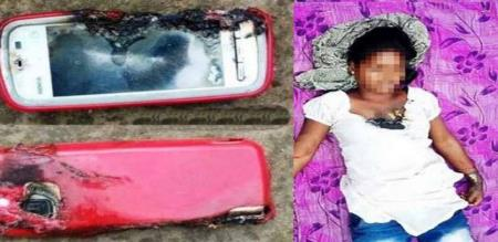 Odisha girl dies after mobile phone explodes during charging