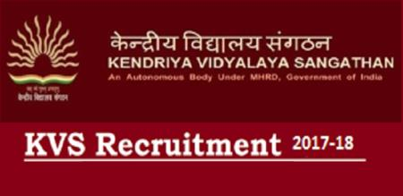 vacancies in System of Central Government Schools