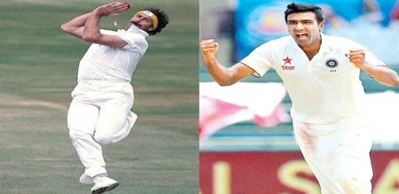 Ashwin defeats 36 yrs records on same day