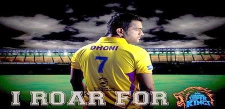 MSDhoni returns to CSK
