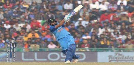 Rohit Sharma Made world record