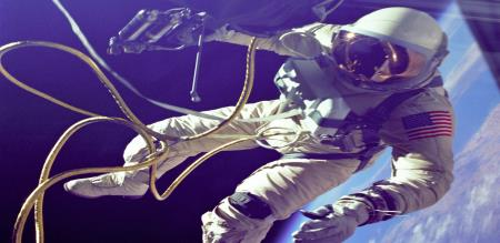 Two astronauts to take long spacewalk on Friday