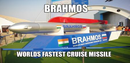BrahMos achieves big 'Make in India' feat