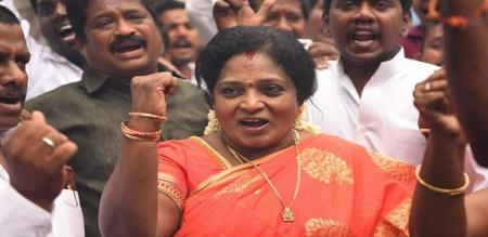 Tamilisai to contest Lok Sabha election