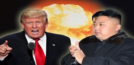 Trump traveled to North Korean border